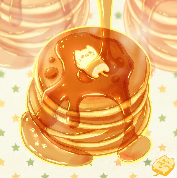 Sweet Potato Pancakes photo