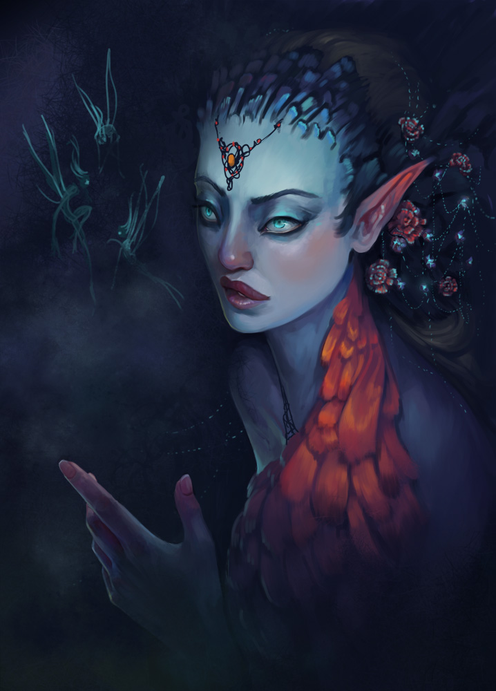 Collection: Amongst the Elves and Fae by techgnotic on ...