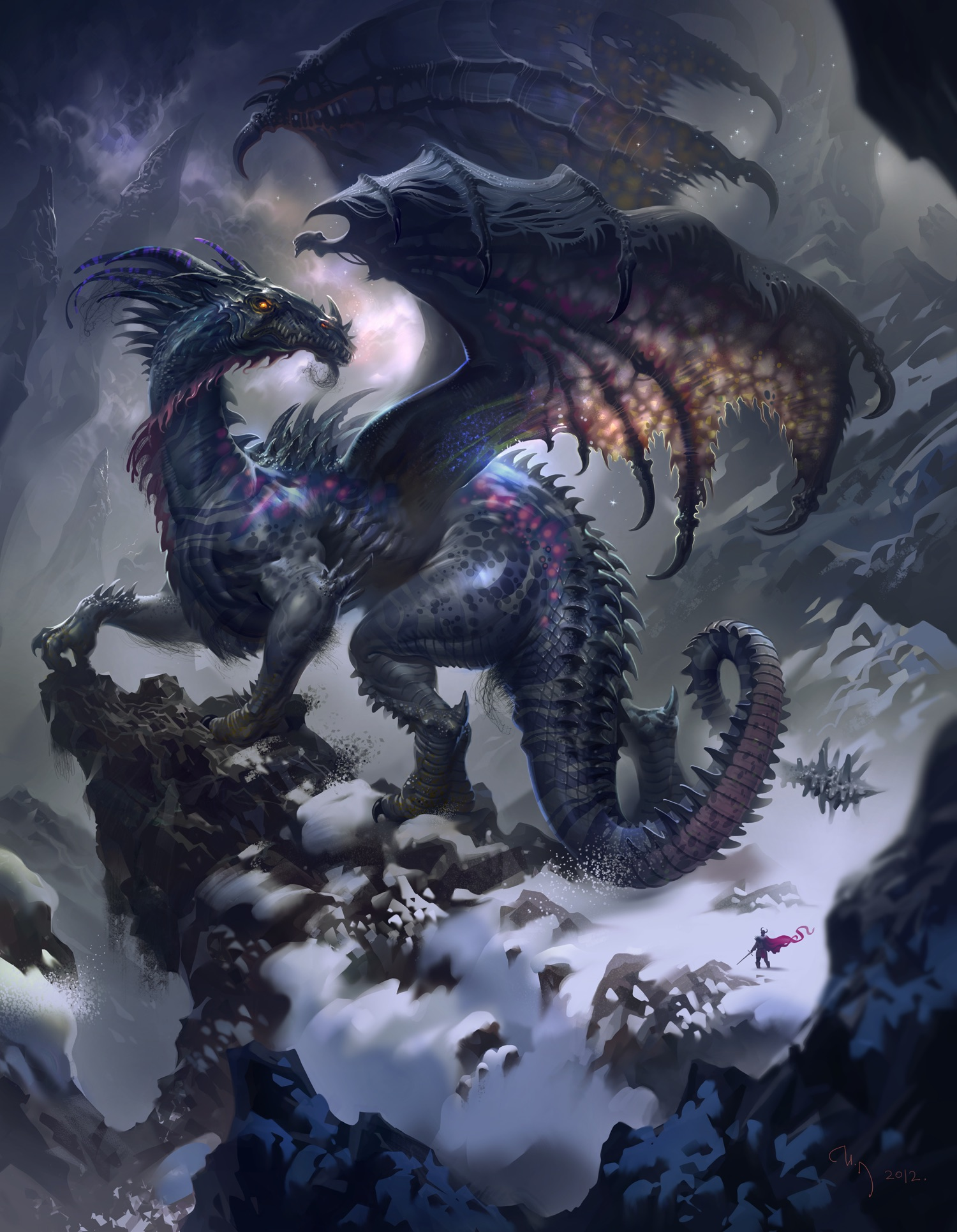Collection: In The Shadow of Dragon by techgnotic on ...
