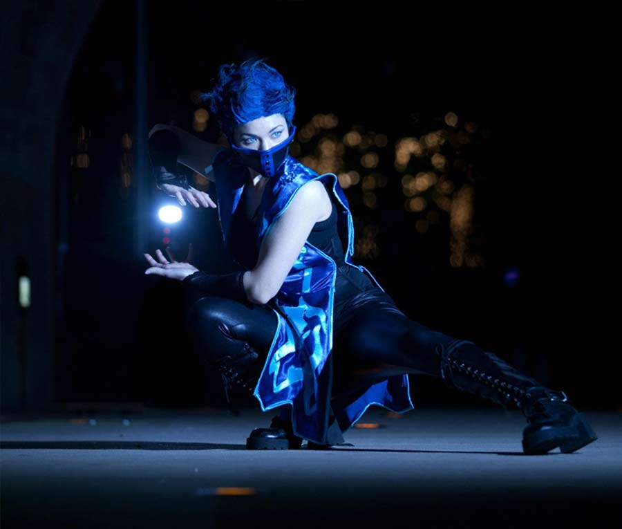 Cosplay Friday: Mortal Kombat By Techgnotic On DeviantArt
