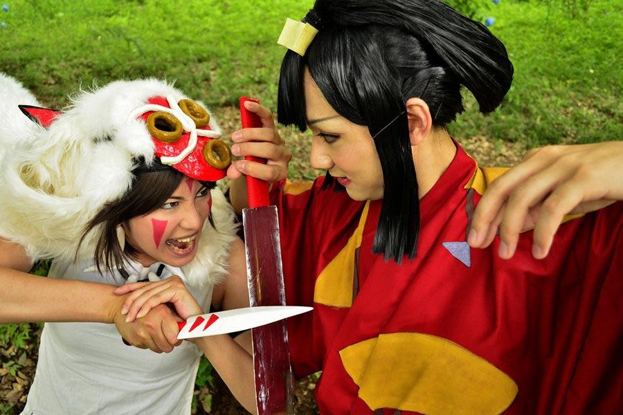 Cosplay Friday Princess Mononoke By Techgnotic On Deviantart