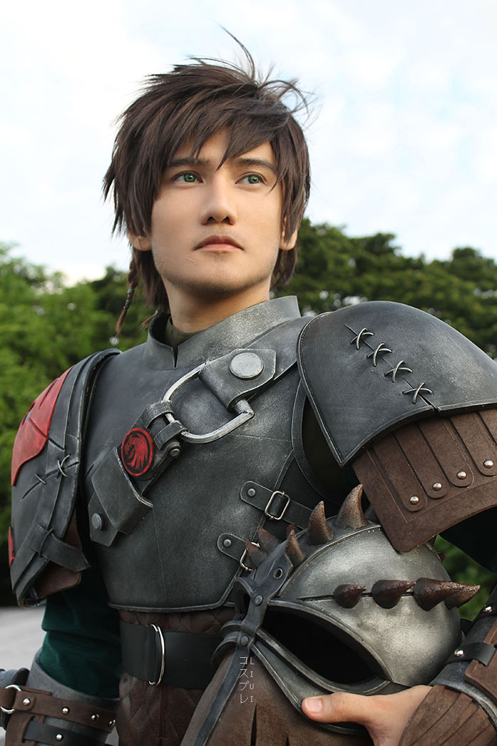 Hiccup Cosplay How To Train Your Dragon 2 By Liui Aquino On Deviantart