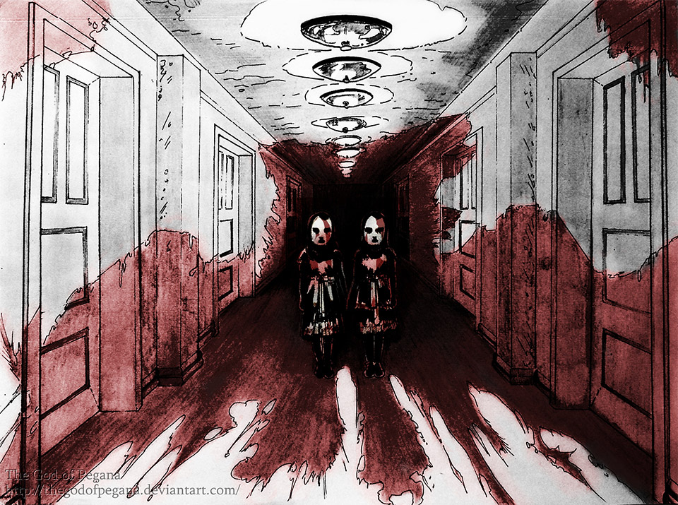 Mini Horror Reviews - The Shining (1980) by techgnotic on ...