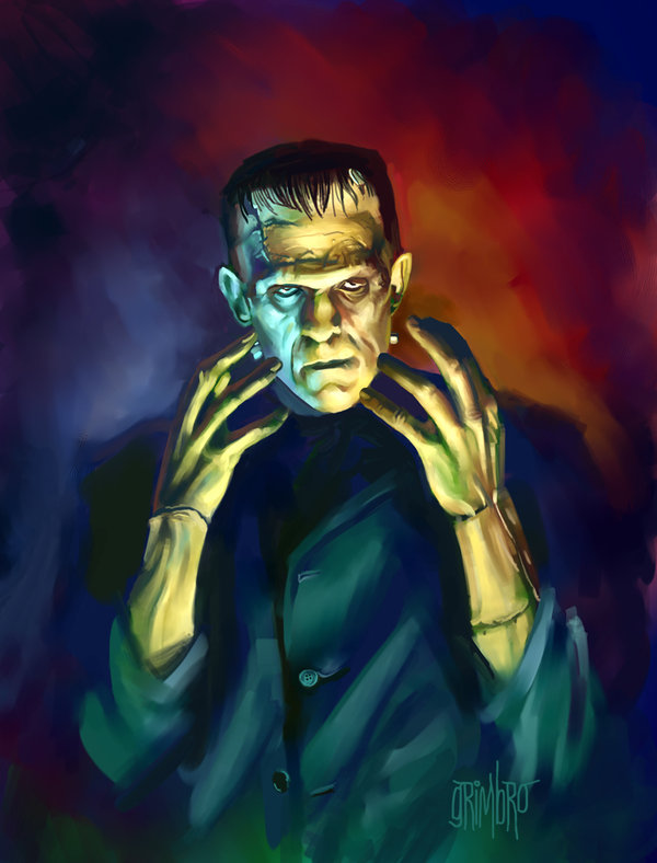Boris Karloff Just So Stories