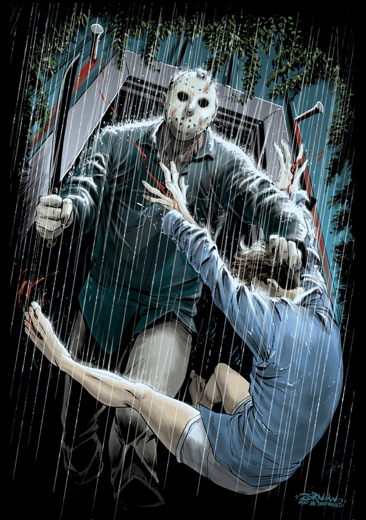 Mini Horror Reviews Friday The 13th 1980 By Techgnotic On DeviantArt