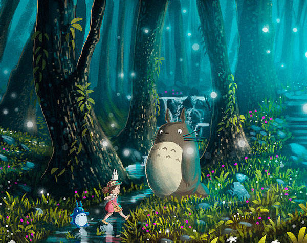 A Conversation about Miyazaki's My Neighbor Totoro