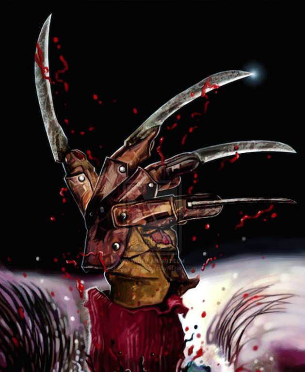 Mini Horror Reviews - Nightmare on Elm St. (1984) by ...