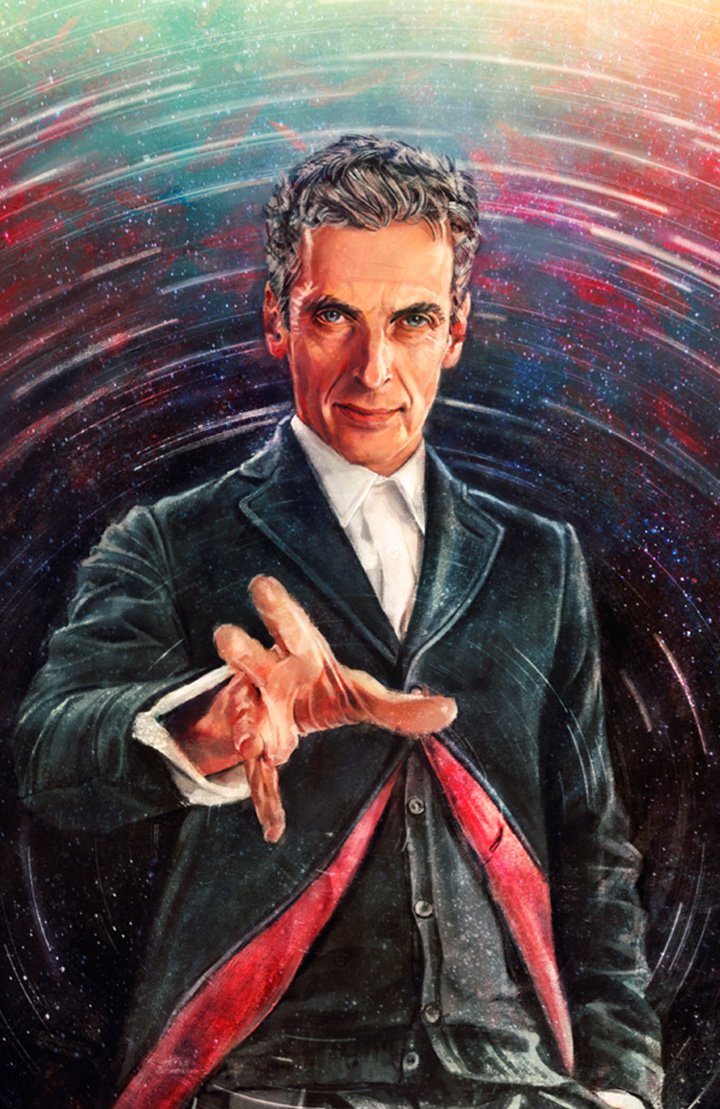 Doctor Who The Twelfth Doctor By Alicexz On Deviantart