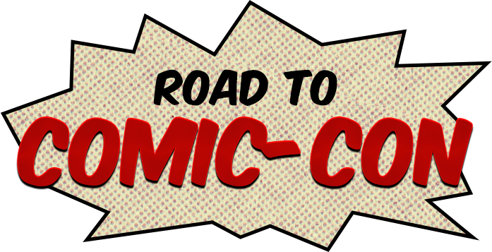 Road to Comic-Con