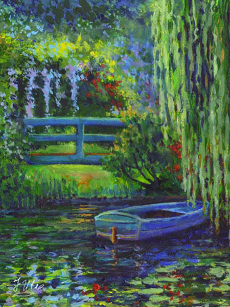 how claude monet change the world Visit the beautiful home and garden that inspired the master of impressionism, claude monet, on a small group afternoon tour from paris the half-day tour is unguided, meaning you are free to explore at your own pace.