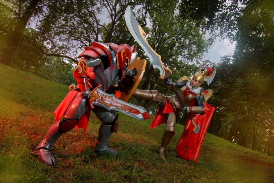 Cosplay Friday: Calling All Heroes by techgnotic on DeviantArt