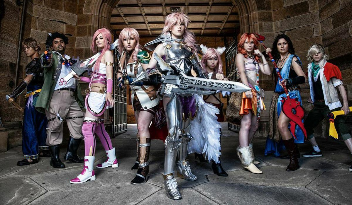 Cosplay Friday: Final Fantasy by techgnotic on DeviantArt