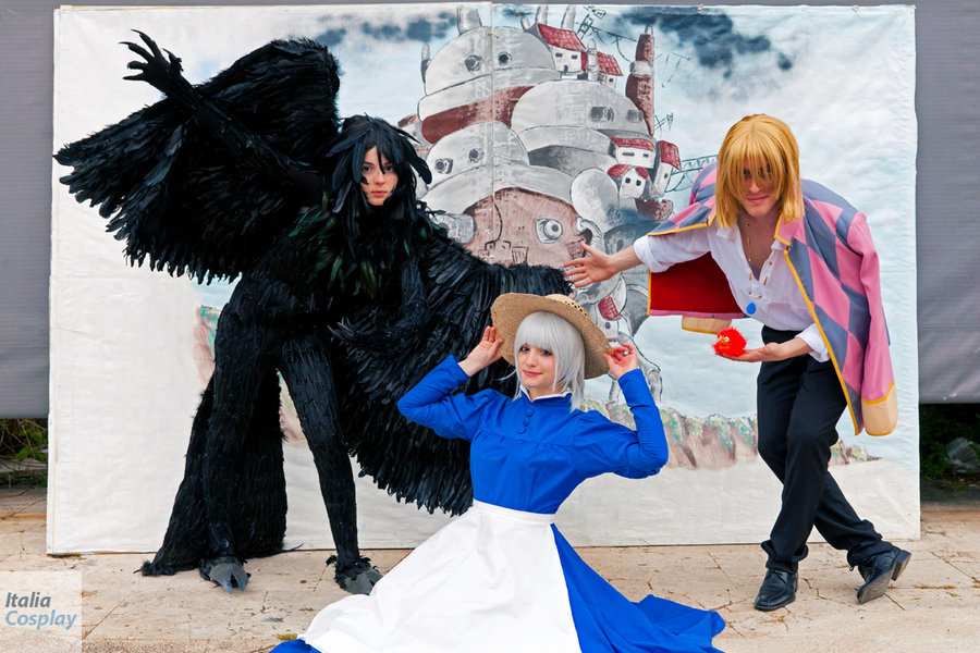 Cosplay Friday  Howl s...