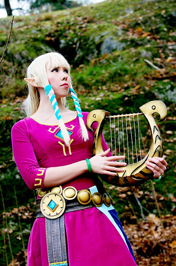 Cosplay Friday The Legend Of Zelda By Techgnotic On Deviantart