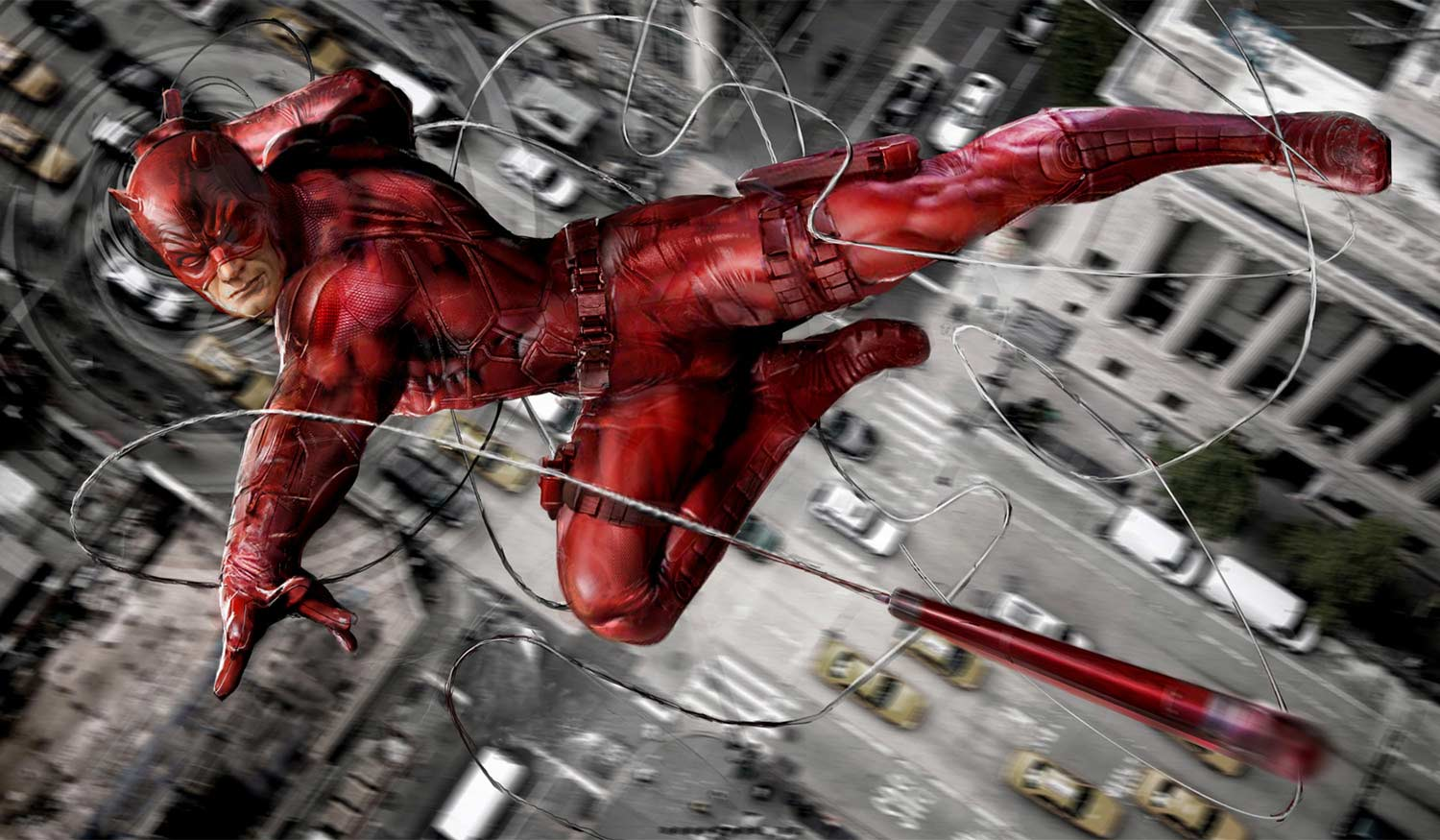 Daredevil Man Without Fear By Techgnotic On DeviantArt