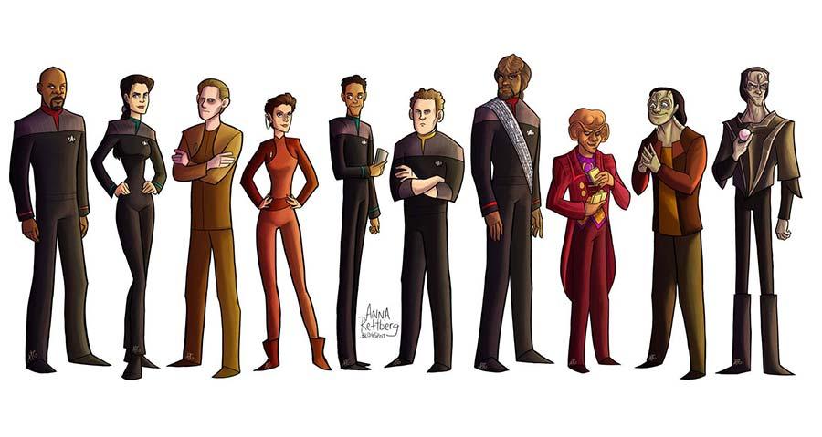 Deviantart Starfleet Captains Tylan Schan: Disney Buys Star Trek By Techgnotic On DeviantArt