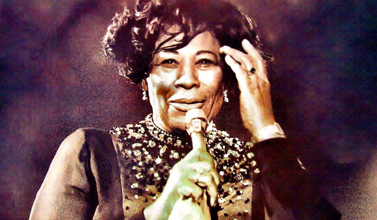 How Ella Fitzgerald Redefined A Classic by techgnotic on