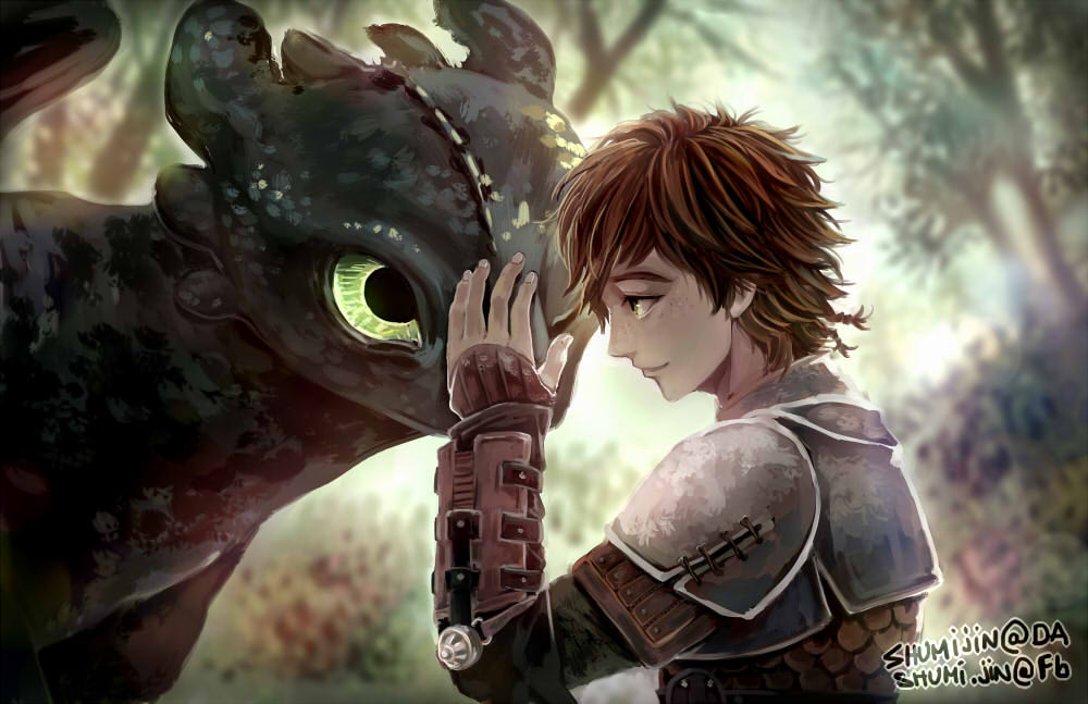 Fan art friday how to train your dragon by techgnotic on deviantart how to train your dragon 2 by shumijin ccuart Choice Image