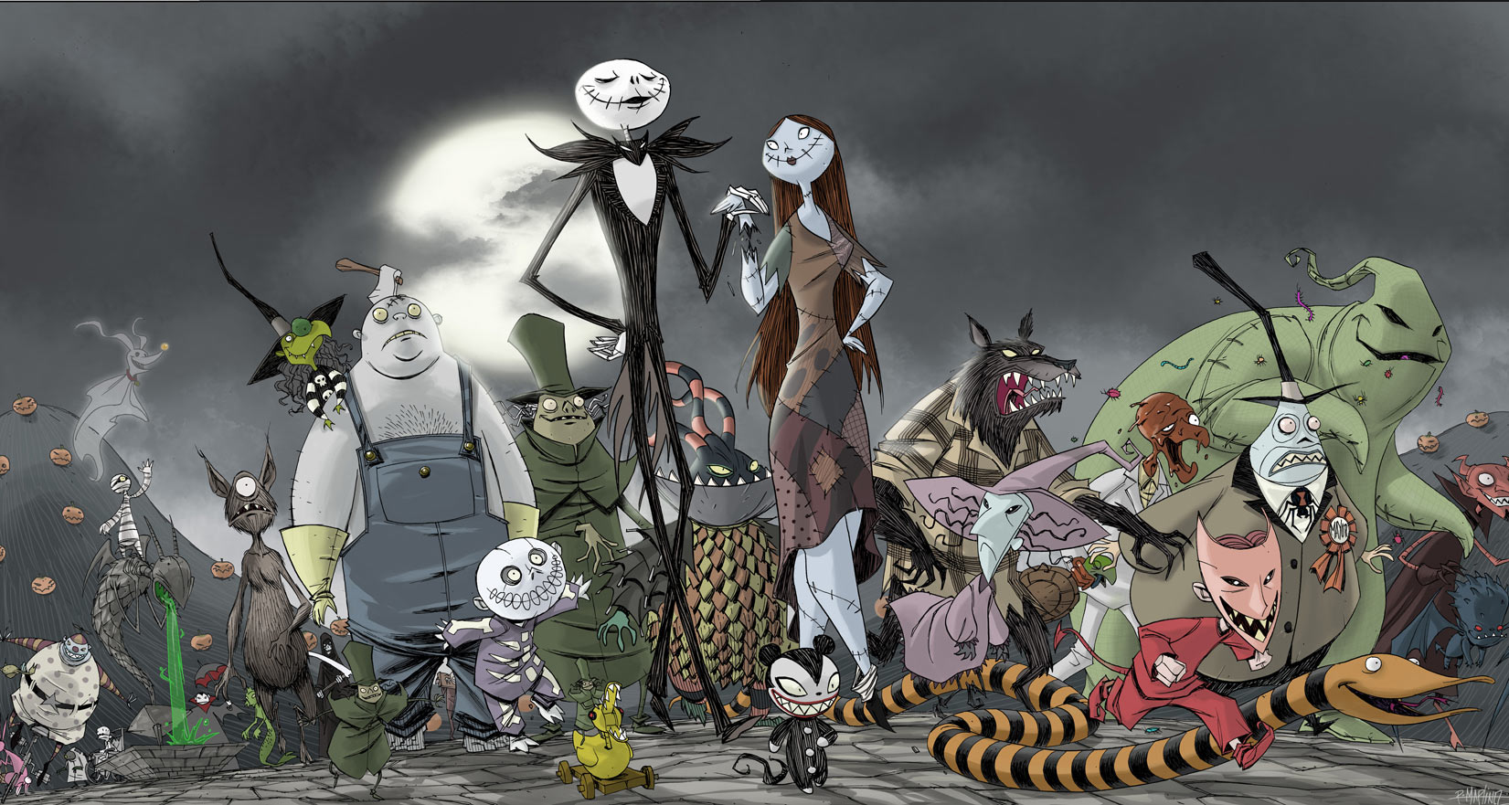 all the nightmare before - photo #29