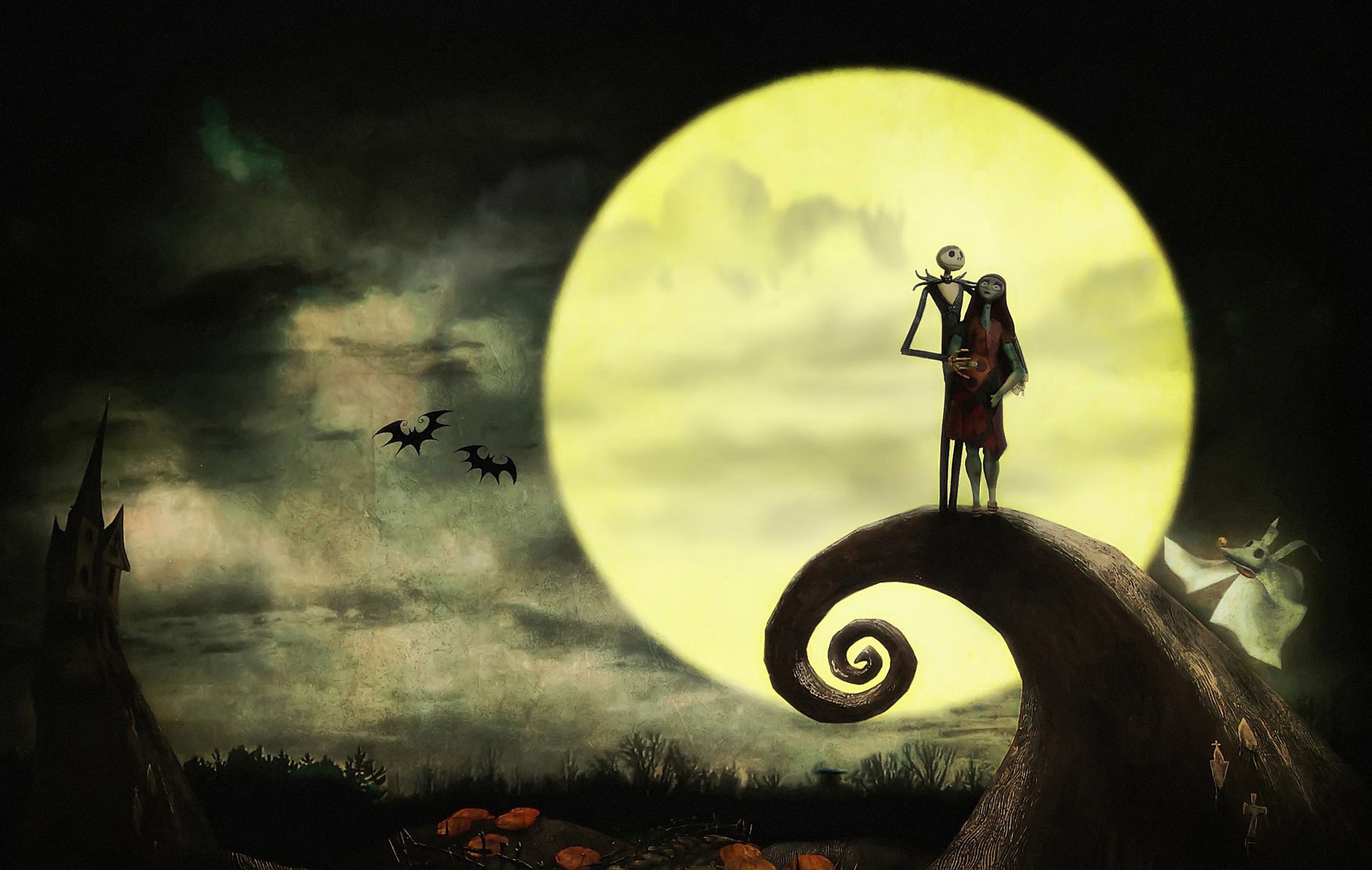 Fan Art Friday: The Nightmare Before Christmas by techgnotic on ...
