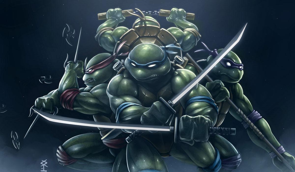 Fan art friday teenage mutant ninja turtles by techgnotic on fan art friday teenage mutant ninja turtles by techgnotic on deviantart ccuart Gallery