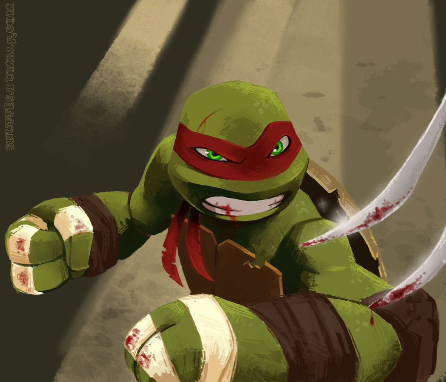 Fan Art Friday Teenage Mutant Ninja Turtles By Techgnotic On