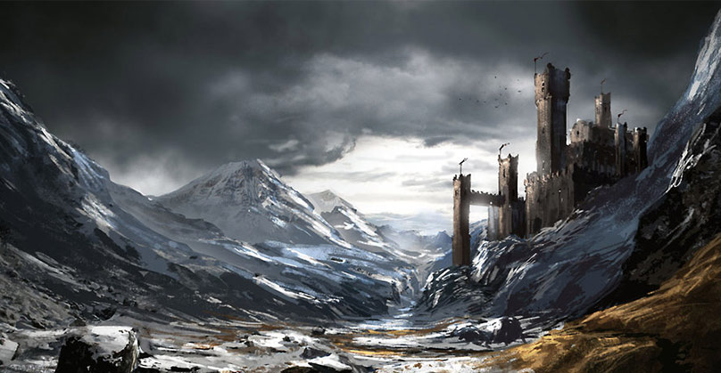 Game of Thrones Fan Art - Yatzenty