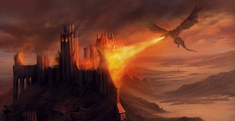 The Fall of Harrenhal - ReneAigner