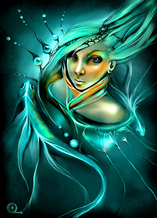 Pisces The Dancing Dreamers Of Deep By Techgnotic On DeviantArt