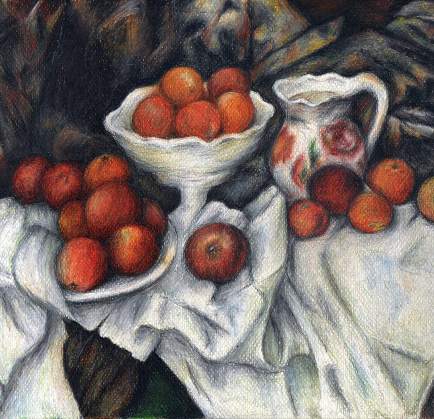 cezanne still life essay Paul cézanne was an incredibly important painter in the history of art, and his  style was solidified in his still life paintings in this lesson.