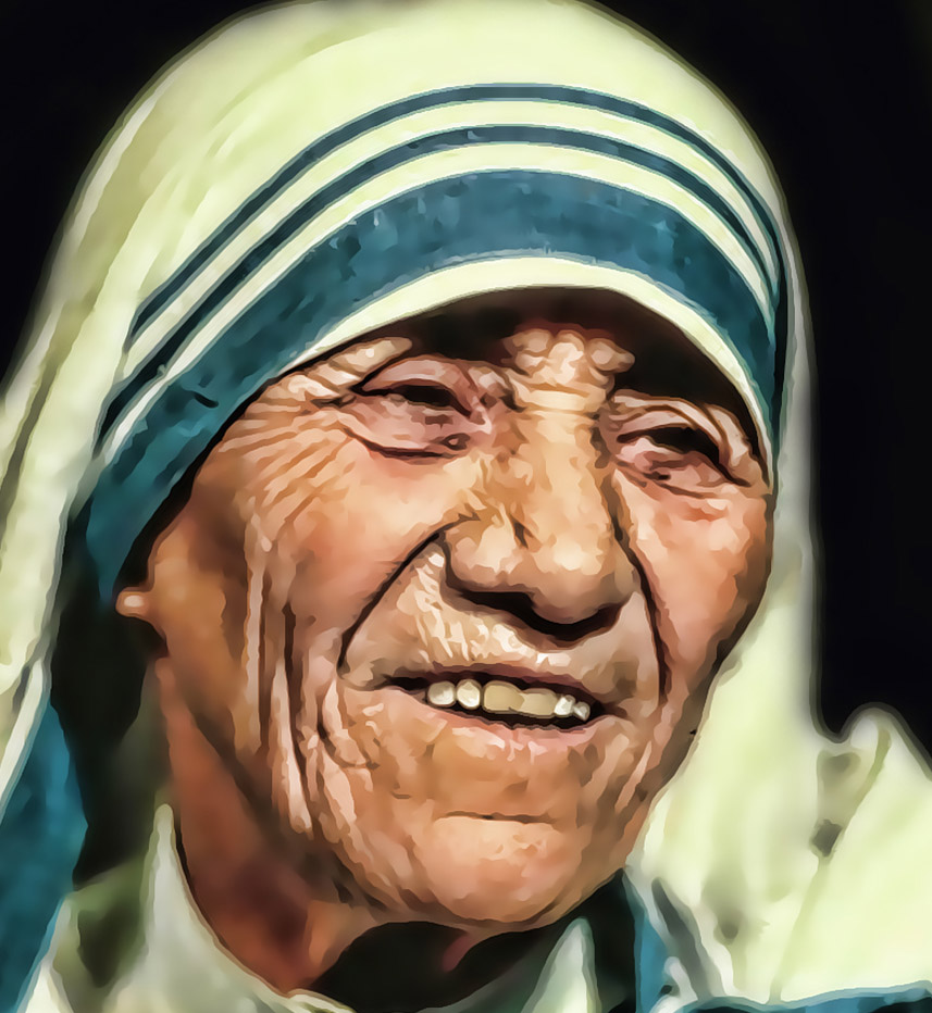 role models then and now by techgnotic on gallery mother teresa