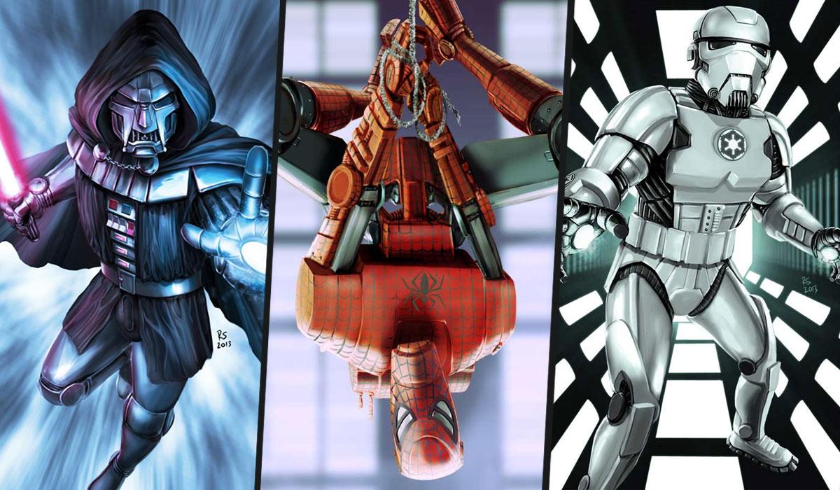 Secret Wars Star Wars By Techgnotic On Deviantart