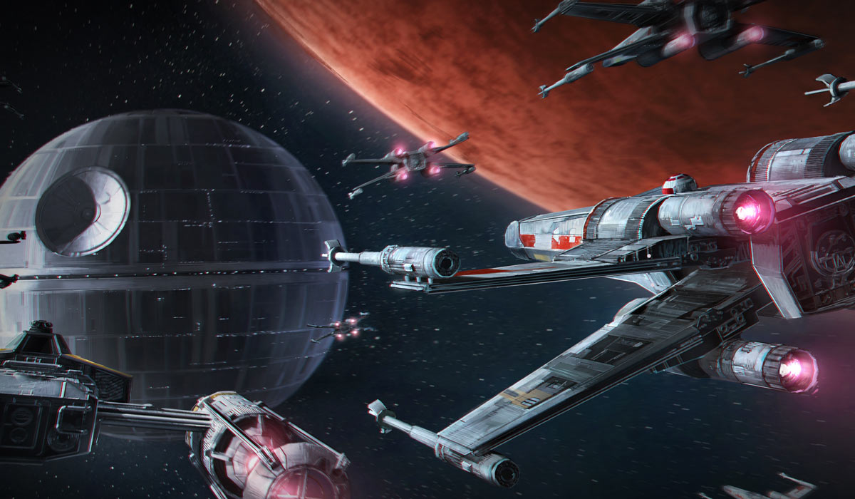 star wars episode 7 dual monitor wallpaper