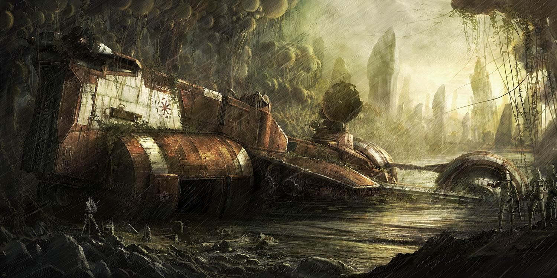 Star Wars Stormtroopers Fantasy Art Artwork Bwing Down: Fan Art Friday: Star Wars VII The Force Awakens By