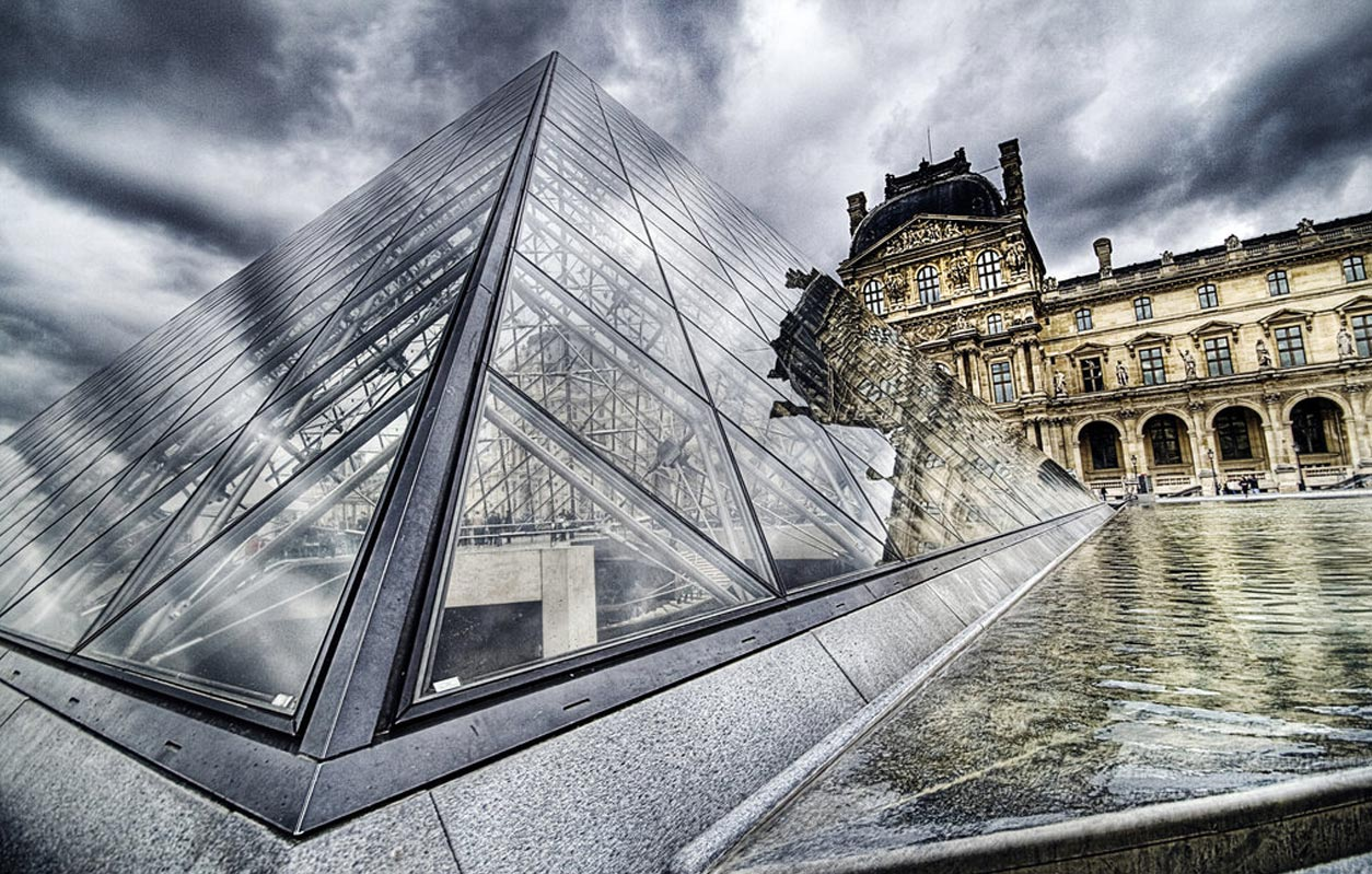 stendhal syndrome by techgnotic on louvre by dandude666