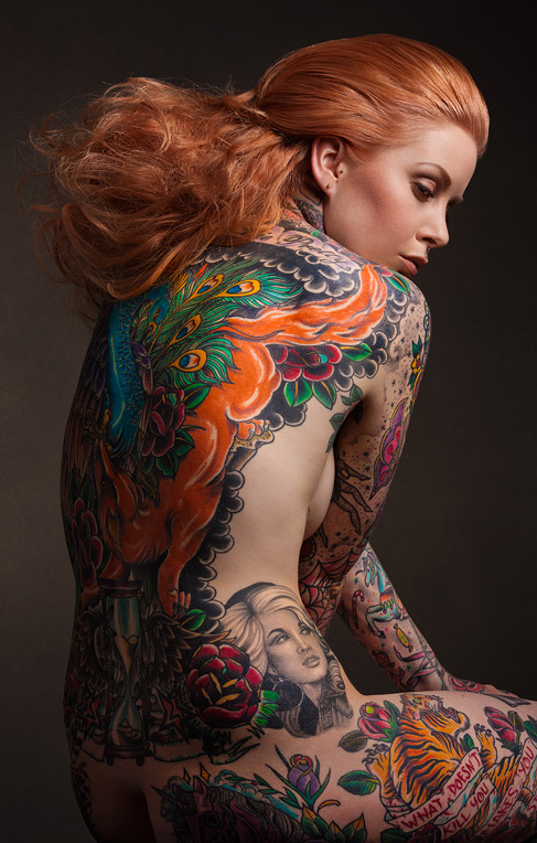 Tattoos The Power Shift by techgnotic on DeviantArt