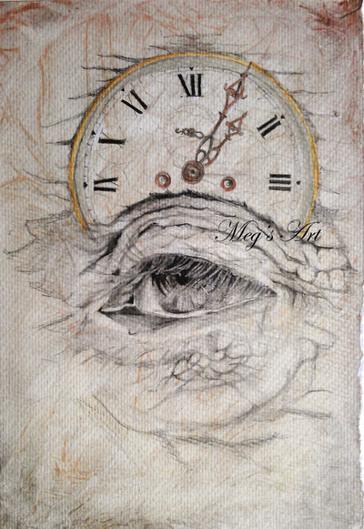 Christian Maryclay And The Clock By Techgnotic On Deviantart