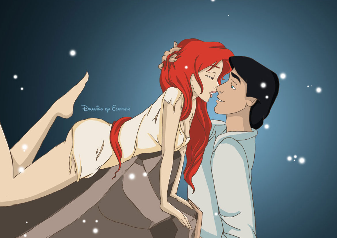 Image Gallery of Prince Eric And Ariel Fanfiction