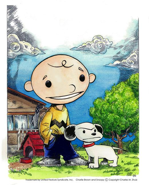 b3ee42360e The Peanuts Revolution by techgnotic on DeviantArt