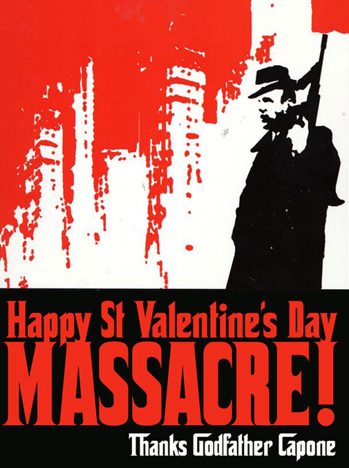 Chicago Gangsters* Chicago Gangsters, The - Gangster Love / Feel Like Making Love