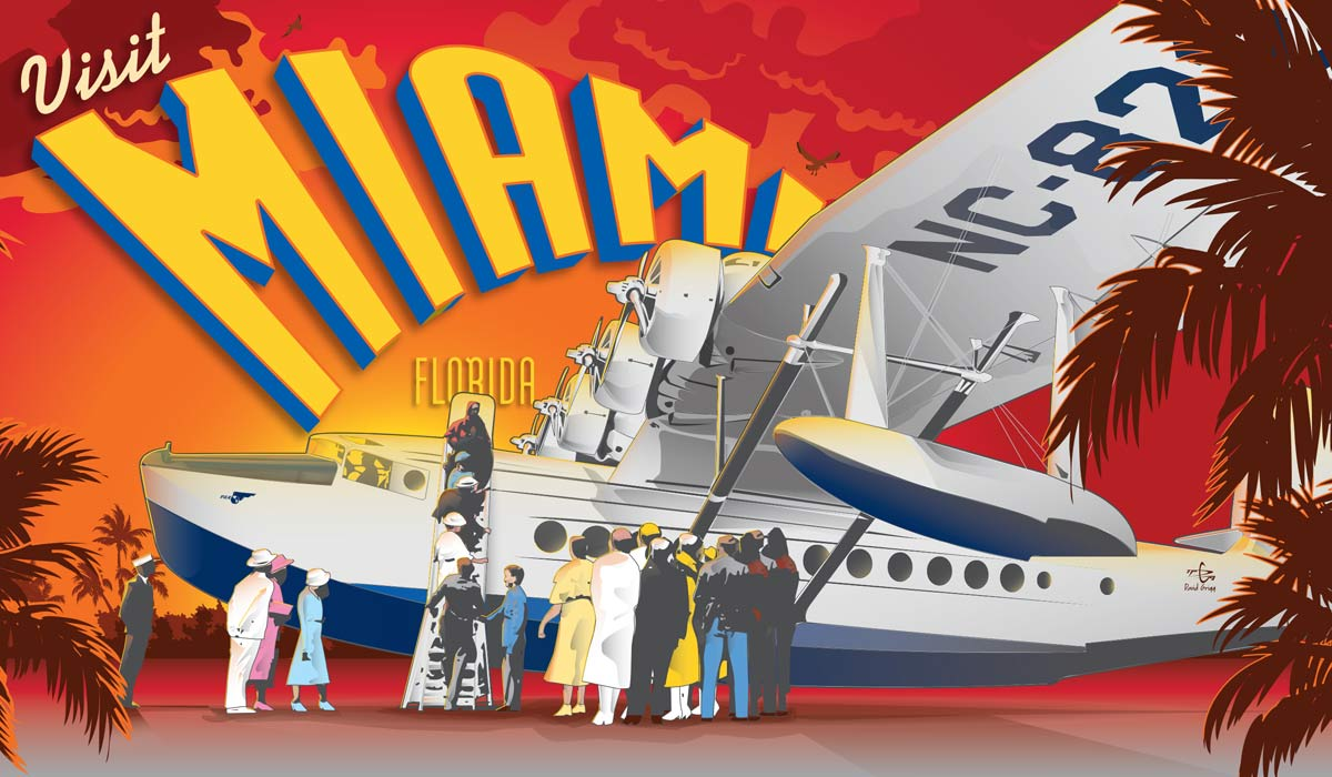 The Golden Age Of Travel Posters By Techgnotic On DeviantArt - Vintage los angeles map poster