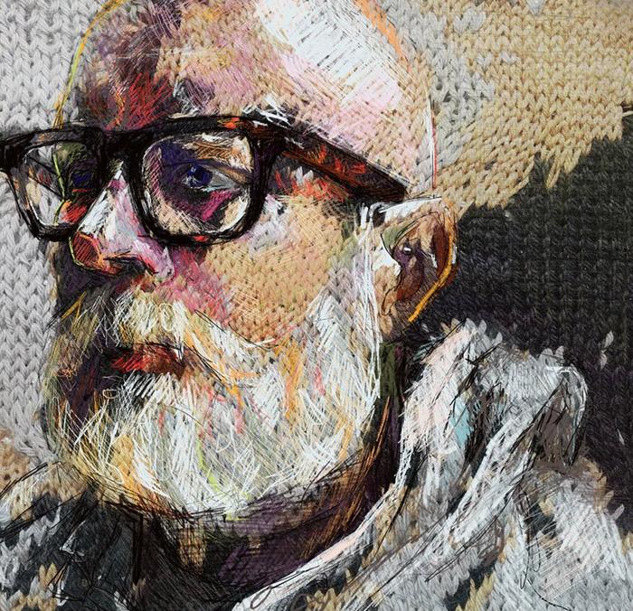 Faith Artist Horton Portrait