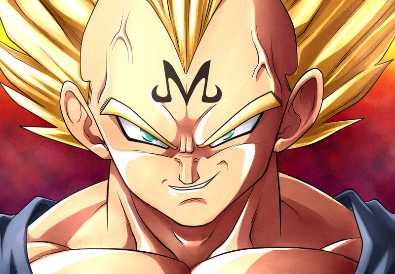 Fan Art Feature Dragon Ball Z by GO on DeviantArt