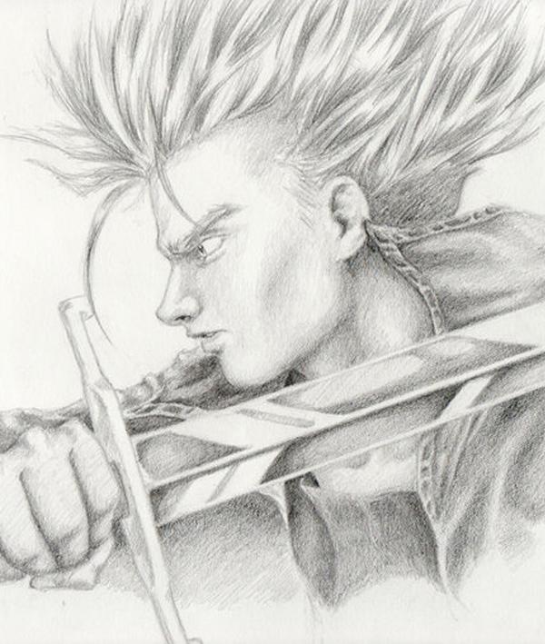 Fan Art Feature: Dragon Ball Z by GO on DeviantArt