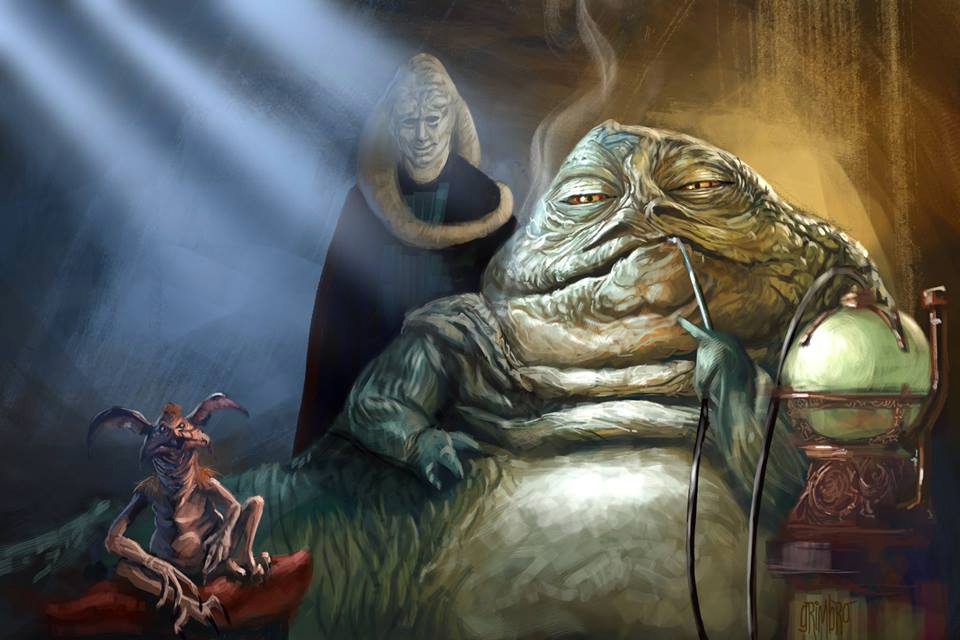 13 NoH Day 3 Jabba the Hutt