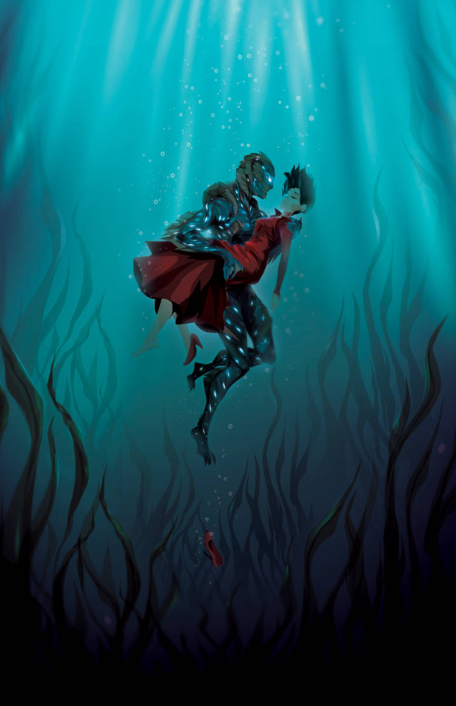 Shape Of Water By Go On Deviantart