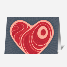 Meat Heart by fizzgig